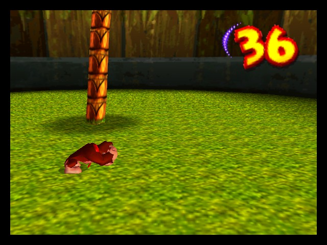 Donkey Kong 64 - Dont hit me - User Screenshot